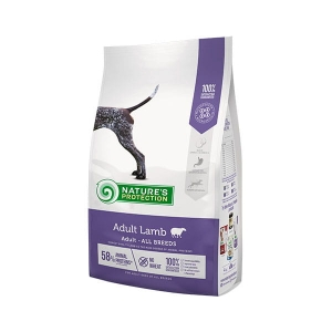 Natures Protection Adult Lamb All Breeds 4 kg dog