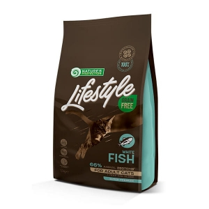 NP Lifestyle White Fish Cat 1,5kg