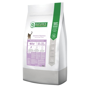 Natures Protection Sensitive Digestion Poultry Adult Cat 18 kg