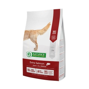 Nature's Protection Extra Salmon Adult All Breeds 12kg