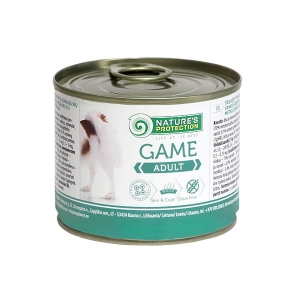 Nature's Protection Adult Dog dziczyzna 200g