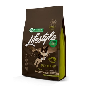 NP Lifestyle Grain Free Poultry Adult All Breeds 1,5kg