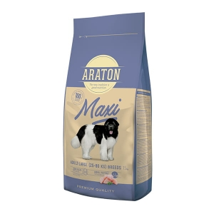 Araton Dog Adult Maxi Poultry Large Breeds 15 kg