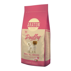 Araton Dog Adult Poultry All Breeds 15 kg