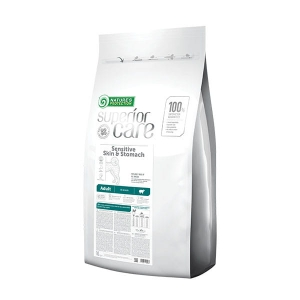 NP SC Sensitive Skin & Stomach Adult All Breed with Lamb 10kg