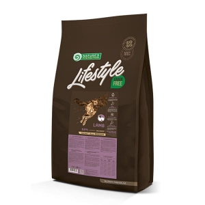 NP Lifestyle Grain Free Lamb Adult All Breeds 17kg