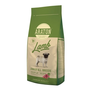 Araton Dog Junior Lamb All Breeds 15 kg