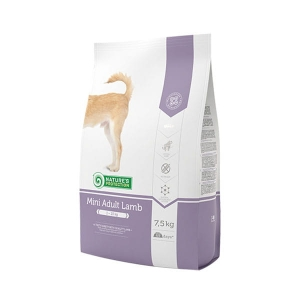 Nature's Protection Mini Adult Lamb 7,5 kg dog