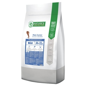 Nature's Protection Maxi Junior Poultry 18 kg