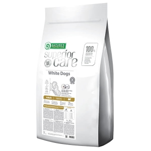 Natures Protection SC White Dog Adult Small Breeds with Lamb 17 kg
