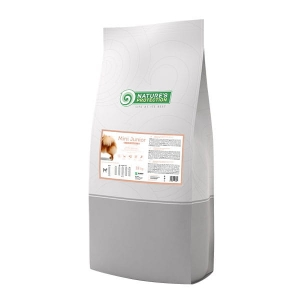 Nature's Protection Mini Junior Poultry 18 kg dog