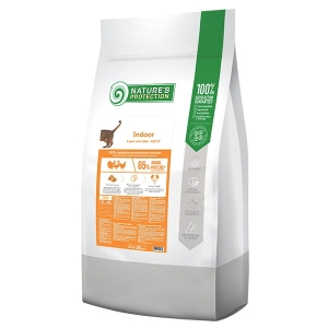 NP Indoor Poultry Adult Cat 18kg