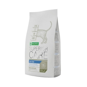 Natures Protection Superior Care Anti Age Adult Cat 1.5kg